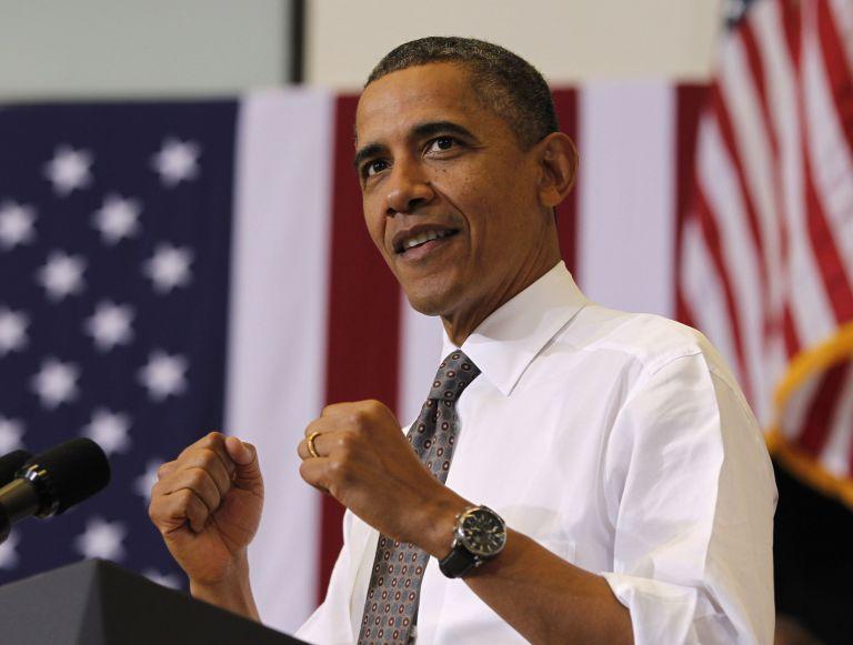 Ο Ομπάμα ξεκινά από το Οχάιο για να φύγει «Μπροστά» | tovima.gr