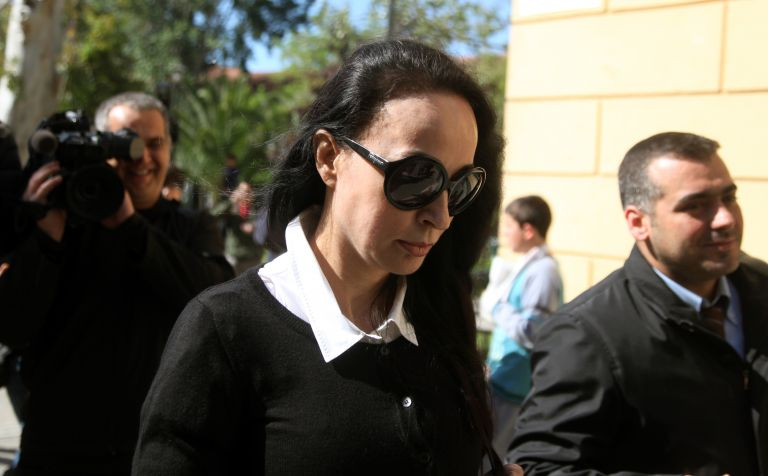 Κρίθηκε προφυλακιστέα η Βίκη Σταμάτη, σύζυγος του Ακη Τσοχατζόπουλου | tovima.gr