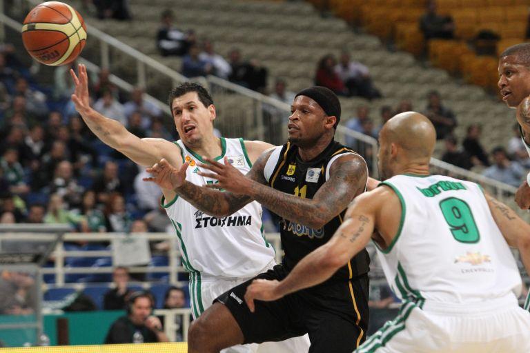 Α1 Μπάσκετ: Ολυμπιακός και Παναθηναϊκός έκαναν εύκολα το 1-0 στα πλέι οφ | tovima.gr