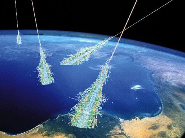 Αγνωστη η προέλευση των κοσμικών ακτίνων | tovima.gr