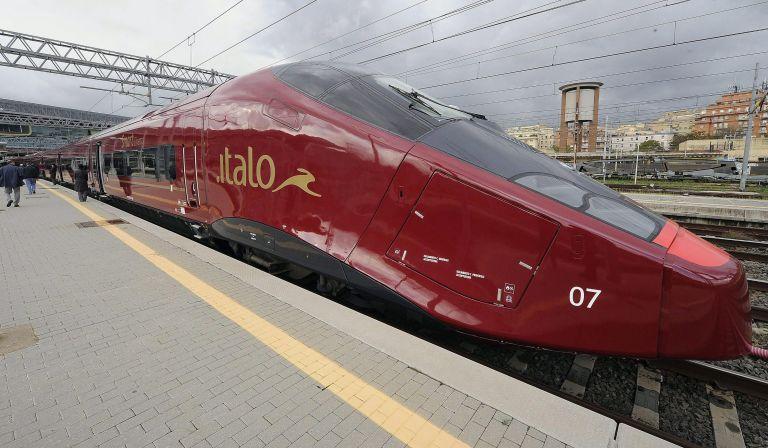 Ιταλία: Ετοιμη η υπερταχεία Italo για το παρθενικό της ταξίδι | tovima.gr