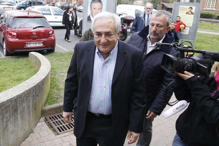 Και άλλη μαρτυρία για το κύκλωμα μαστροπείας «καίει» τον Στρος Καν | tovima.gr