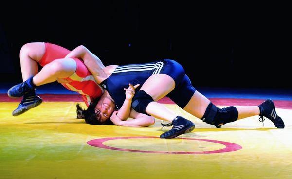 Πάλη: Πρώτο ελληνικό εισιτήριο για το «Λονδίνο 2012» | tovima.gr