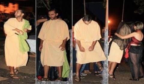 Βραζιλία: Ηθοποιός που υποδυόταν τον Ιούδα κρεμάστηκε κατά λάθος | tovima.gr