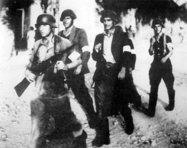 «Κόκκινη» βία-αντίποινα στην κατοχική Αθήνα | tovima.gr