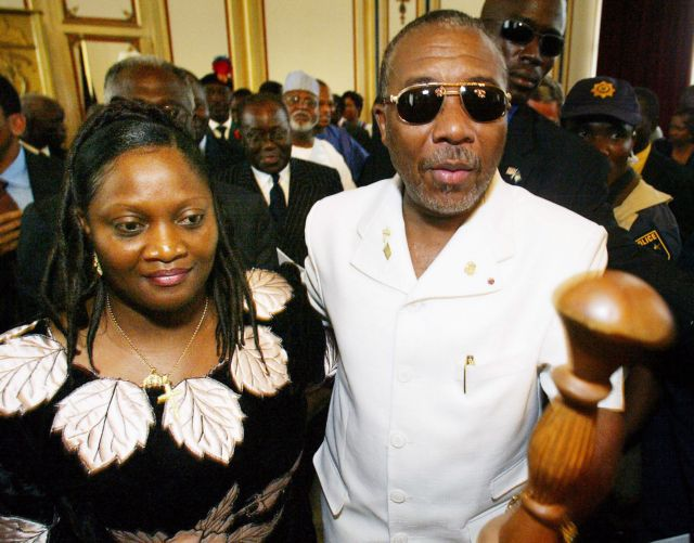 Τσαρλς Τέιλορ: Κήρυκας, πολέμαρχος και πρόεδρος της Λιβερίας | tovima.gr