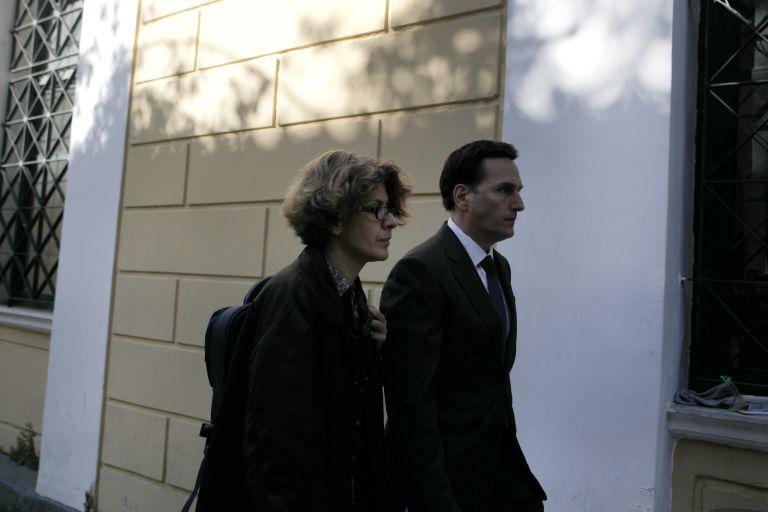 Προφυλακίστηκε η Αρετή Τσοχατζοπούλου | tovima.gr