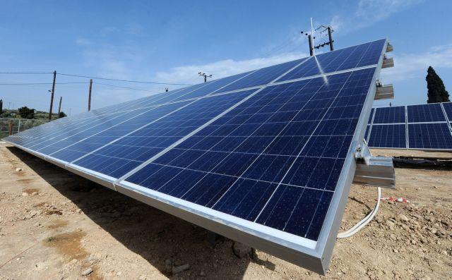 Τα φωτοβολταϊκά καλύπτουν 7% της κατανάλωσης ηλεκτρικής ενέργειας | tovima.gr