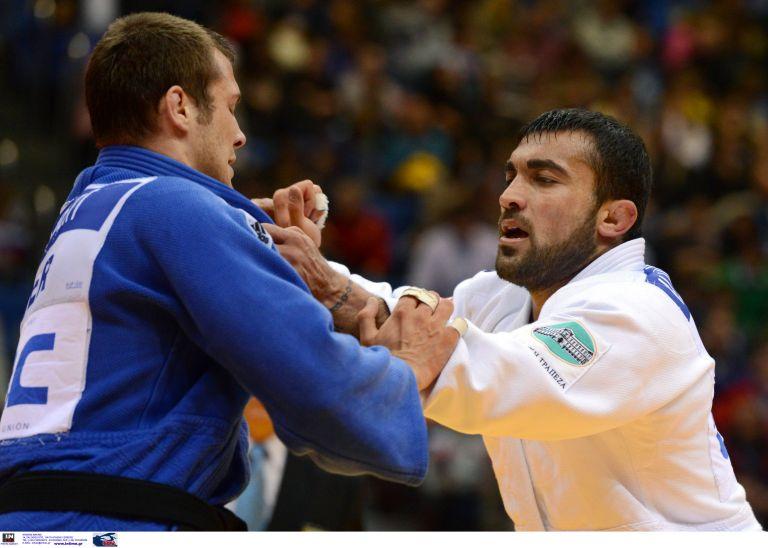 Ολυμπιακοί: Η ώρα του Ηλιάδη στο τζούντο | tovima.gr