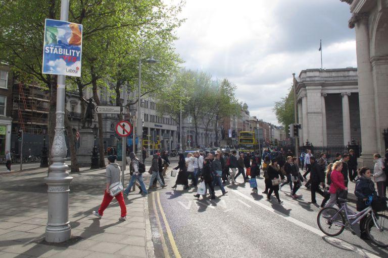 Oι Ιρλανδοί ψηφίζουν για το δημοσιονομικό σύμφωνο και το μέλλον της Ευρώπης | tovima.gr