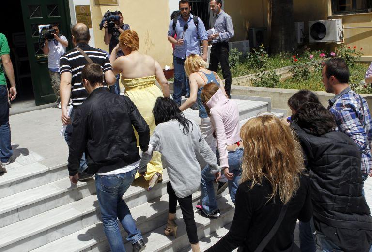 Επιδημία του ιού HIV στο κέντρο της Αθήνας | tovima.gr
