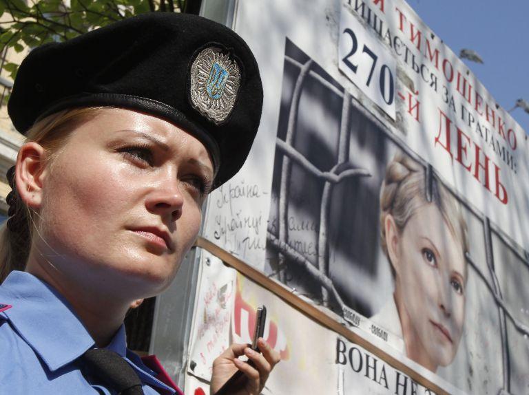 Ουκρανία: Μετά τον… τελικό του Euro η δίκη της Γιούλια Τιμοσένκο | tovima.gr