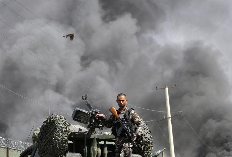 Ομπάμα: Πρέπει να τελειώσουμε τη δουλειά στο Αφγανιστάν   tovima.gr