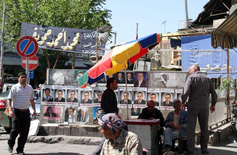 Συρία: Ανοιξαν οι κάλπες τη Δευτέρα κάτω από αυστηρά μέτρα ασφαλείας | tovima.gr
