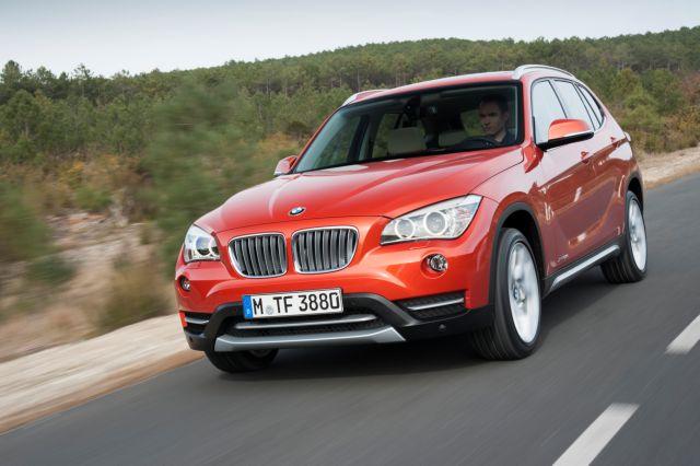 Facelift για την BMW X1   tovima.gr