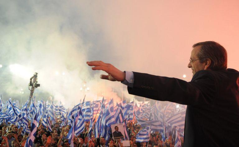 Σαμαράς: «Ισχυρή εντολή για να μην προκύψει αστάθεια»   tovima.gr