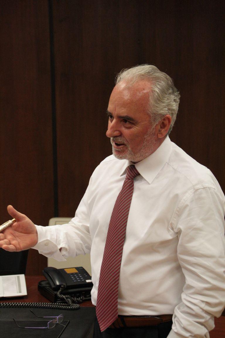 Γ. Κουτρουμάνης: «Αυξήθηκαν τα έσοδα των ταμείων» | tovima.gr