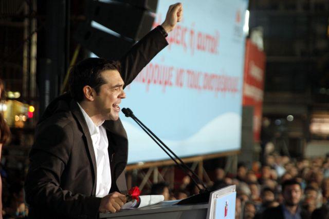 Η επέλαση του ΣΥΡΙΖΑ και ο φόβος του ΚΚΕ | tovima.gr