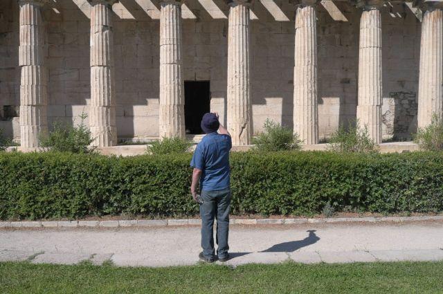 Ο «Δωρικός ρυθμός» του Σον Σκάλι στο Μουσείο Μπενάκη | tovima.gr
