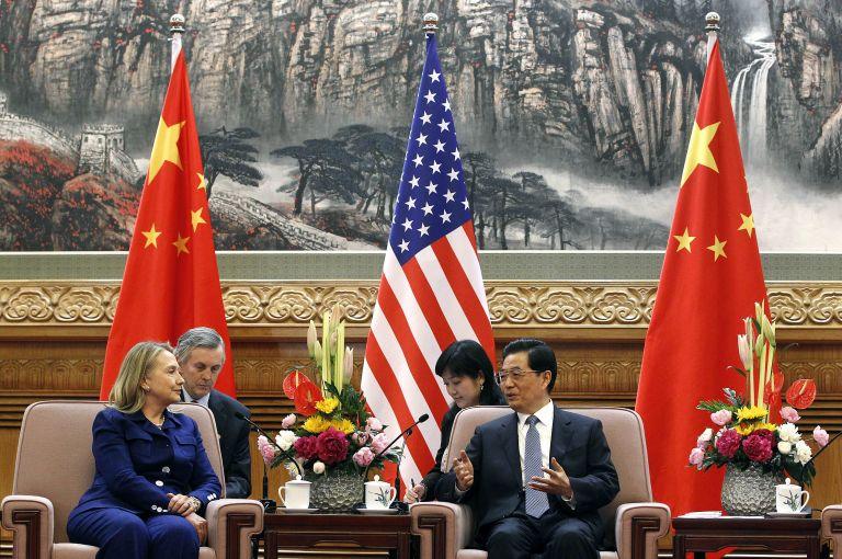 Χ. Κλίντον: Με το Πεκίνο μπορούμε να συζητάμε τις διαφορές μας | tovima.gr