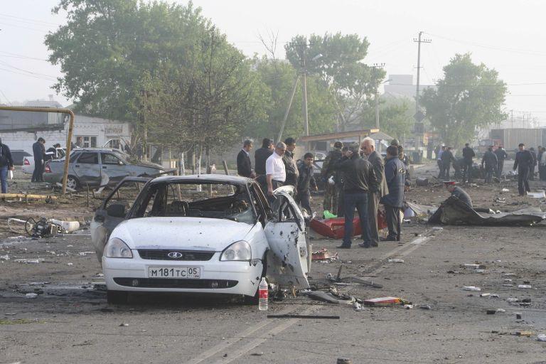 Νταγκεστάν: 12 νεκροί και πάνω από 100 τραυματίες από δύο εκρήξεις | tovima.gr