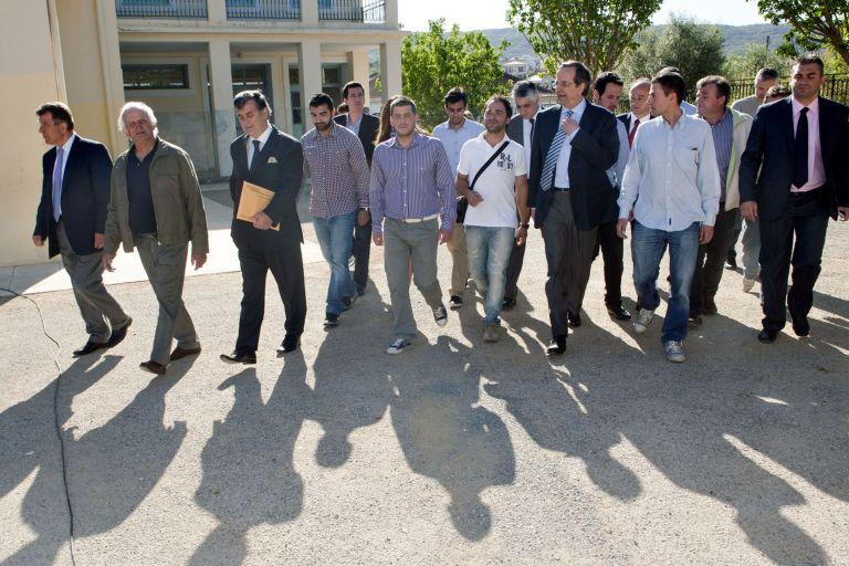 ΝΔ: αποκλείει το ενδεχόμενο νέων εκλογών | tovima.gr