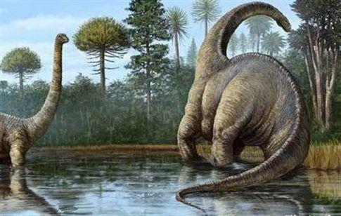 Οι δεινόσαυροι προκάλεσαν παγκόσμιο καύσωνα   tovima.gr
