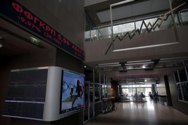 Kραχ με – 4,52% στο Χ.Α. – Μεικτές τάσεις στις διεθνείς αγορές   tovima.gr