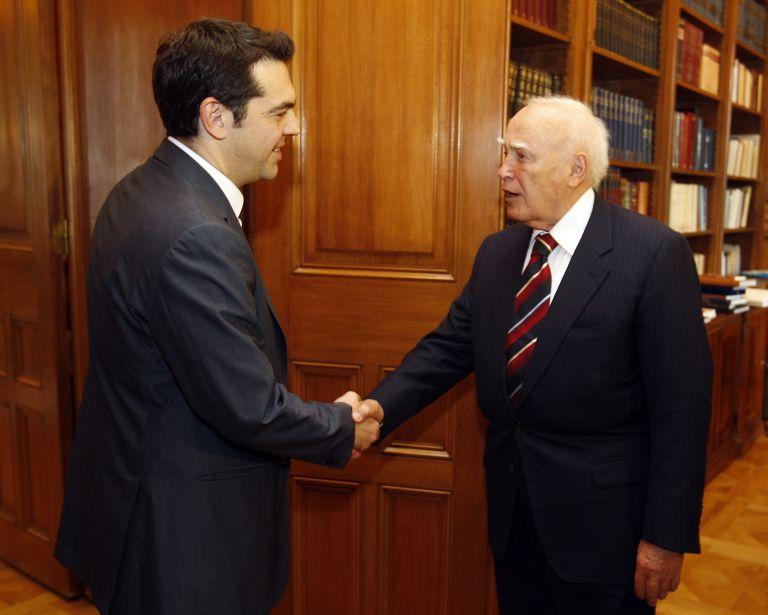Κάρολος Παπούλιας: «Γόρδιος Δεσμός ο σχηματισμός κυβέρνησης» | tovima.gr