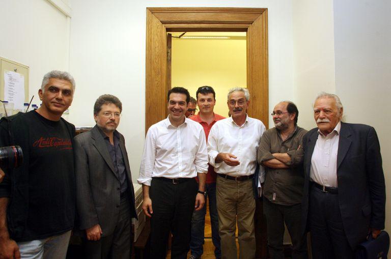 ΑΝΤΑΡΣΥΑ: Οχι κυβέρνηση υπό τον έλεγχο της Τρόικας | tovima.gr