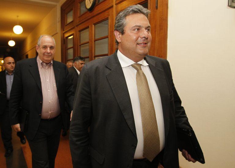 Δεν θα ανταποκριθεί σε πρόσκληση του Ευ. Βενιζέλου ο Π. Καμμένος | tovima.gr