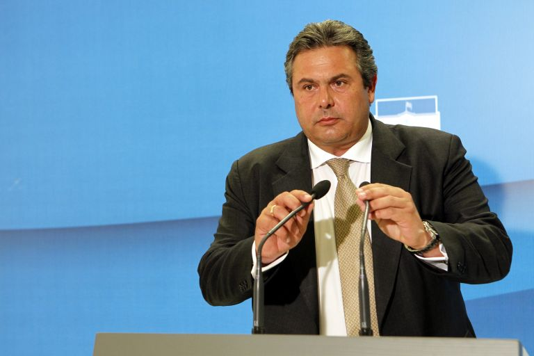 Ορους για οικουμενική κυβέρνηση θέτουν οι Ανεξάρτητοι Ελληνες | tovima.gr