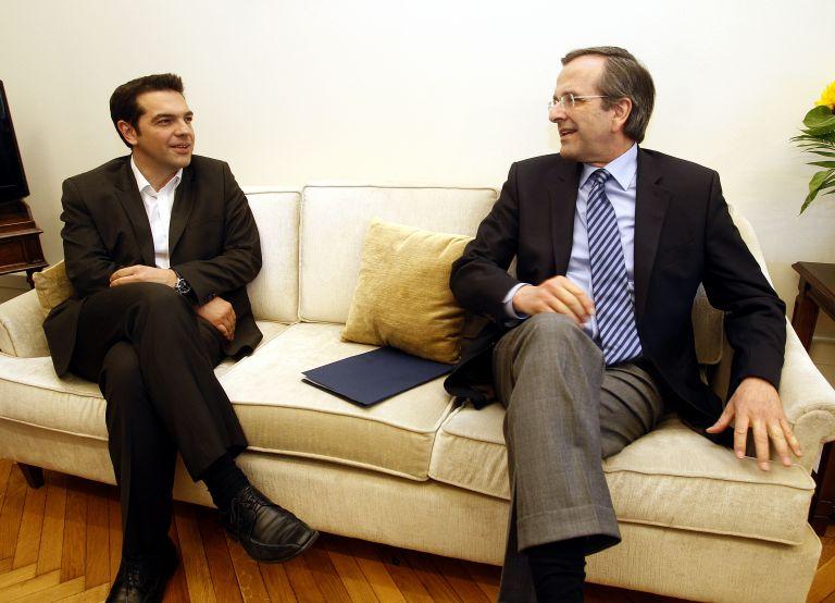 Αντ. Σαμαράς: «Αφελής και επικίνδυνος ο κ. Τσίπρας» | tovima.gr