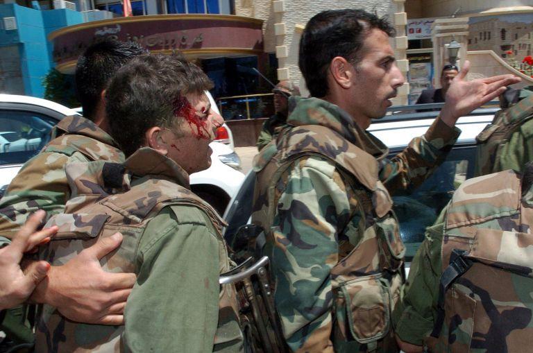 Στους 55 οι νεκροί και 372 οι τραυματίες από τις δύο εκρήξεις στη Δαμασκό | tovima.gr