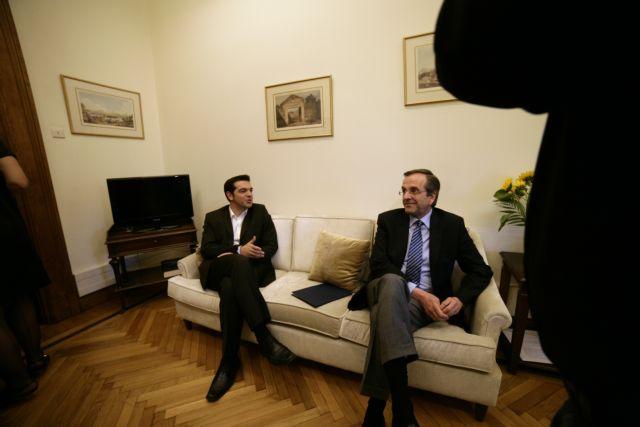 Τηλεμαχία μεταξύ Σαμαρά και Τσίπρα προτείνει η ΝΔ | tovima.gr