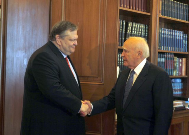 """Venizelos: """"Nobody can take anymore austerity and unemployment""""   tovima.gr"""