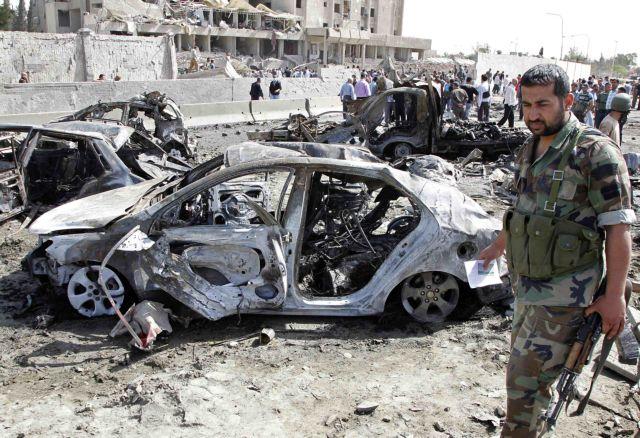 Μήπως οι τυφλές βόμβες στη Συρία βολεύουν τον Ασαντ; | tovima.gr