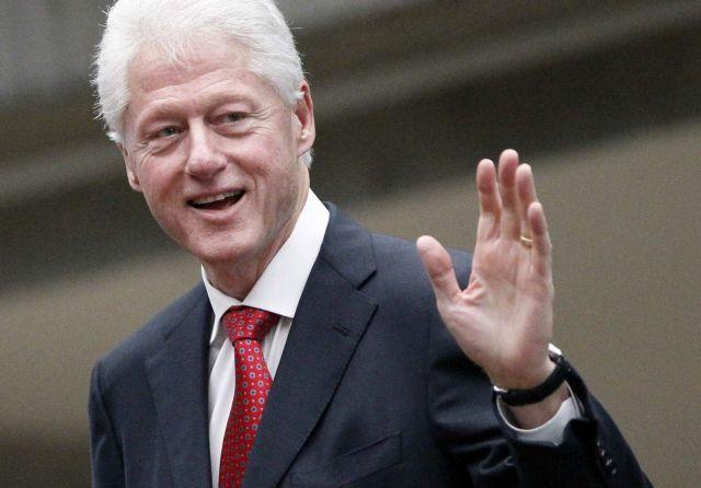 Ο Μπιλ Κλίντον στο Ευρωπαϊκό Πανεπιστήμιο Κύπρου | tovima.gr