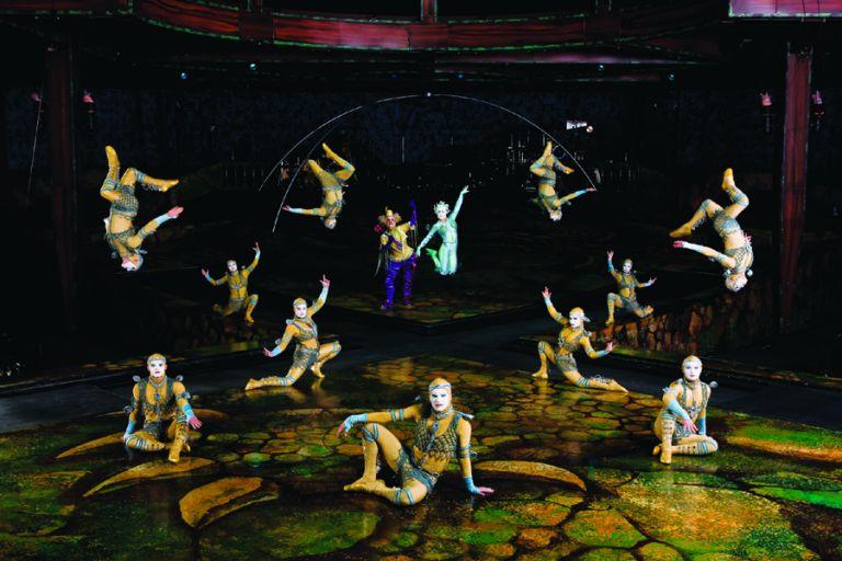 Τα κορίτσια του Cirque du Soleil | tovima.gr
