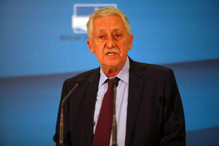 Φ. Κουβέλης: «Σε κυβέρνηση Ν.Δ. – ΠαΣοΚ δεν συμμετέχουμε» | tovima.gr