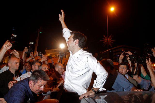 Ο Αλέξης «καβάλα στο κύμα» της νέας μεταπολίτευσης | tovima.gr