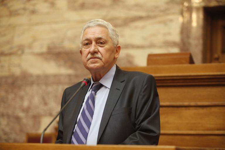 Φ. Κουβέλης: Οικουμενική κυβέρνηση με «καθαρά» πρόσωπα | tovima.gr