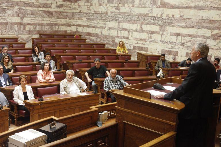 Φ. Κουβέλης: Θα τηρήσουμε όσα είπαμε, ας μην ανησυχεί ο κ. Τσίπρας | tovima.gr