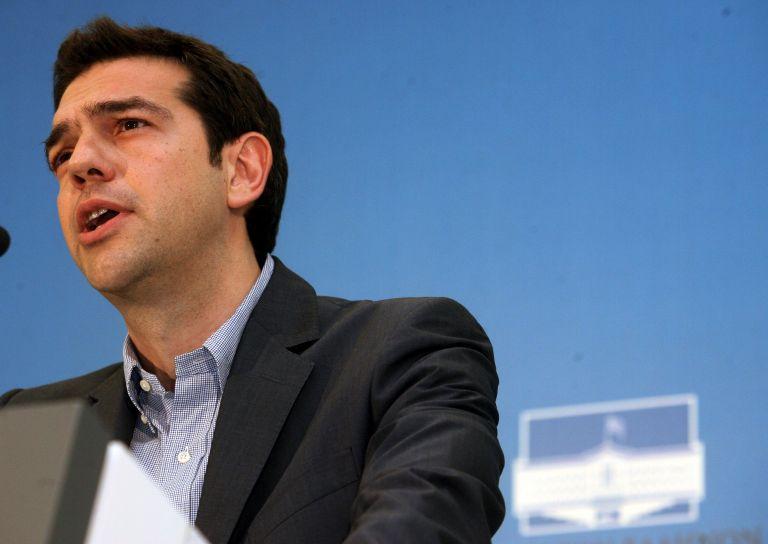 Αλέξης Τσίπρας: Η Ευρώπη δεν θα κλείσει την στρόφιγγα | tovima.gr