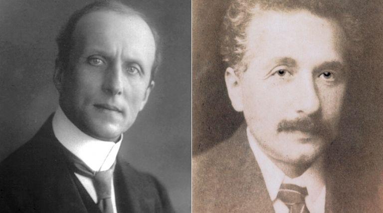 Καραθεοδωρή και Αϊνστάιν: «μίλησαν» τα αρχεία   tovima.gr