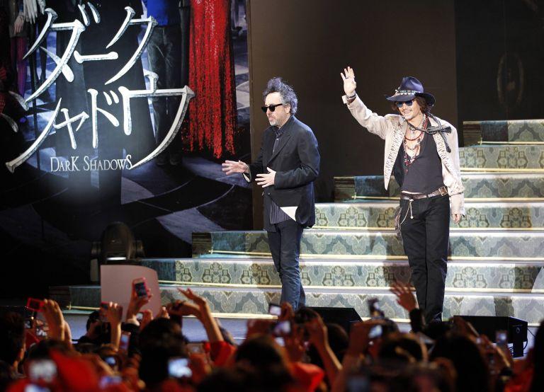 «Dark Shadows»: πρεμιέρα στο Τόκιο | tovima.gr