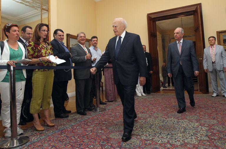 Επιμένει η Προεδρία της Δημοκρατίας για τα έγγραφα Καμμένου | tovima.gr