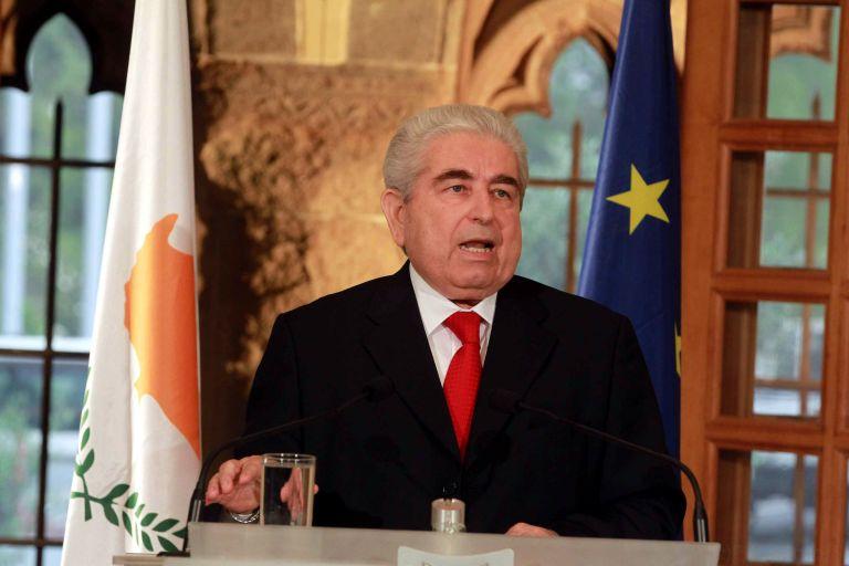 Δ. Χριστόφιας: Υπάρχει μια διεθνής συνωμοσία ονόματι «αγορές» | tovima.gr