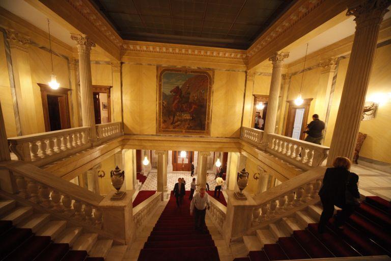 Πρόταση για κυβέρνηση εκ προσωπικοτήτων αναμένεται να συζητηθεί στο Προεδρικό Μέγαρο | tovima.gr