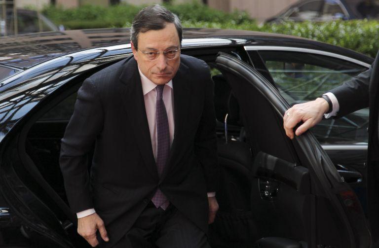 Μ. Ντράγκι: «Ουδέν σχόλιον για Ελλάδα και ευρώ» | tovima.gr